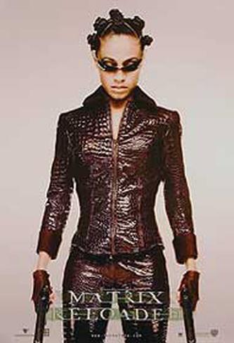 Matrix Reloaded - Neo Poster