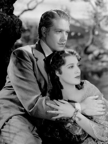 Maytime, Nelson Eddy, Jeanette MacDonald, 1937 Photographie