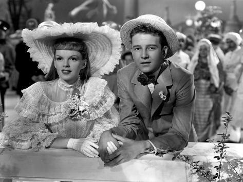 Meet Me In St. Louis, Judy Garland, Tom Drake, 1944 Photographie