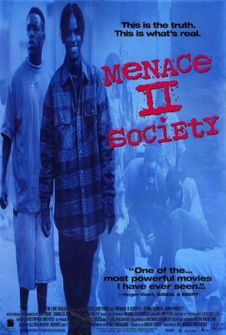 Menace II Society Affiche originale