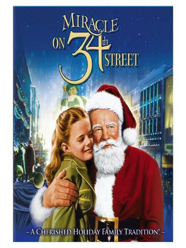 Miracle On 34th Street, 1947 Reproduction d'art