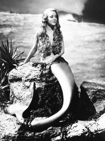 Miranda, Glynis Johns, 1948 Photographie