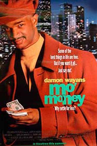 Mo' Money Affiche originale
