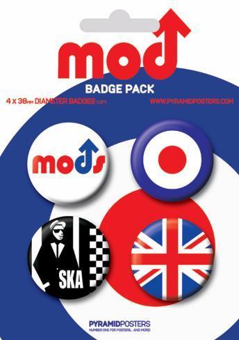 Mod Badge Pack Badge