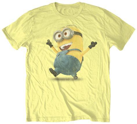 Moi, moche et méchant2 - Minion en promenade T-shirt