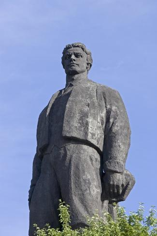Monument to Vasil Levski (1837-1873) Reproduction photographique