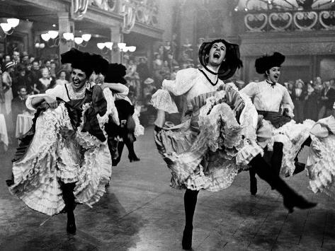 Moulin Rouge, 1952 Photographie