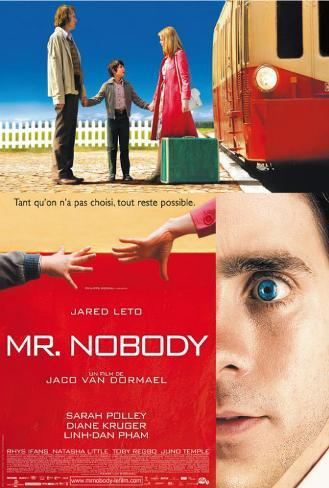 Mr. Nobody - French Style Poster