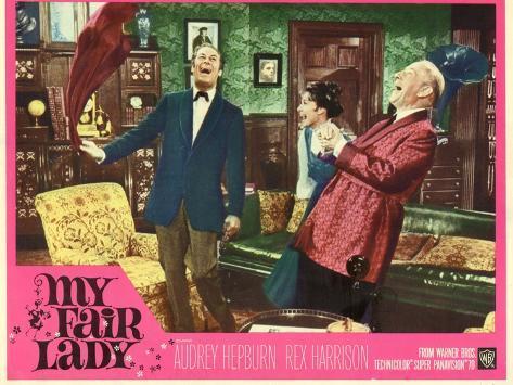My Fair Lady, 1964 Reproduction giclée Premium