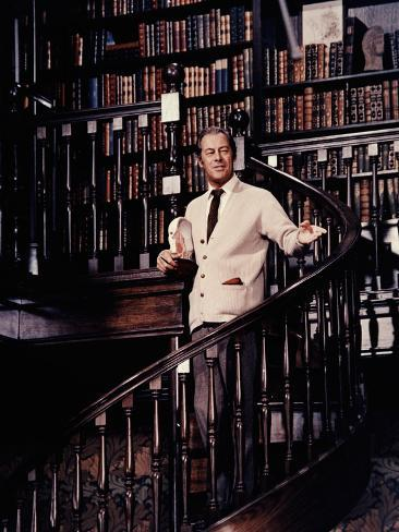 My Fair Lady, Rex Harrison, 1964 Photographie