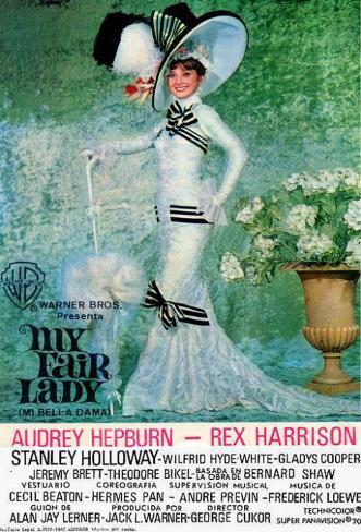 My Fair Lady Affiche originale