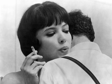 My Life To Live, (aka Vivre Sa Vie), Anna Karina, 1962 Photographie