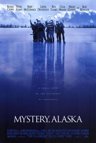 Mystery Alaska Affiche originale