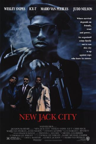 New Jack City Affiche originale