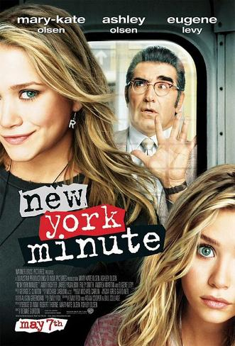 New York Minute - Ashley Olson, Kate Olson Poster