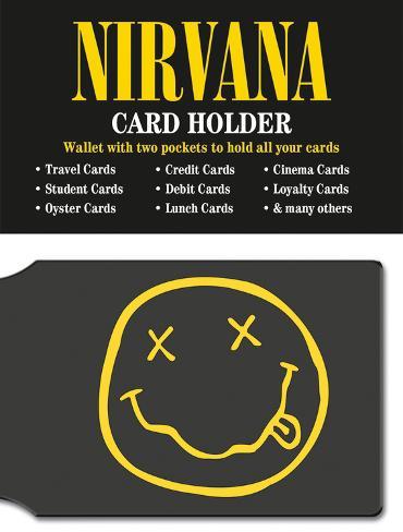Nirvana Card Holder Gadgets