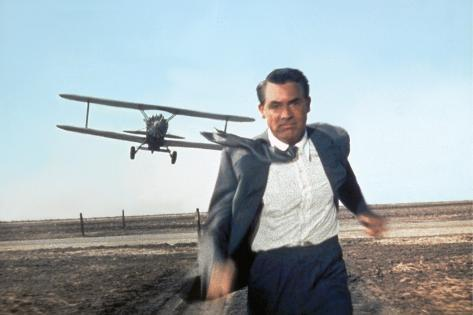 North by Northwest 1959 Directed by Alfred Hitchcock Cary Grant Photographie