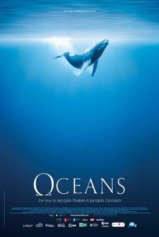 Oceans - French Style Poster