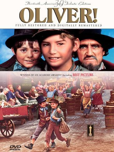 Oliver, 1969 Reproduction d'art