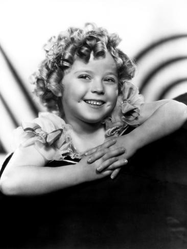 Our Little Girl, Shirley Temple, 1935 Photographie