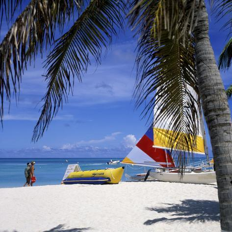 Palm Beach, Aruba Reproduction photographique