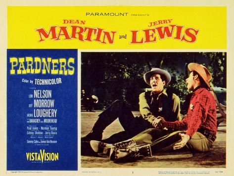 Pardners, 1956 Reproduction d'art