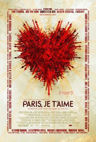 Paris Je T'aime Affiche originale