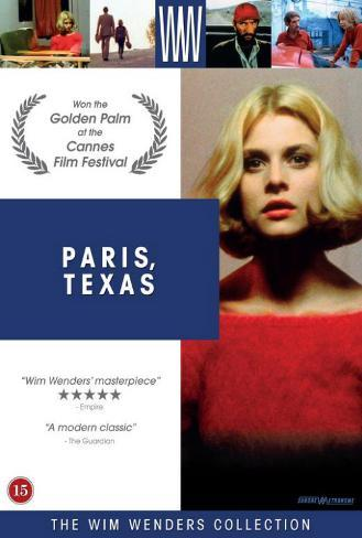 Paris, Texas - Danish Style Poster