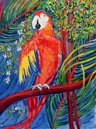 Pretty Polly Reproduction procédé giclée