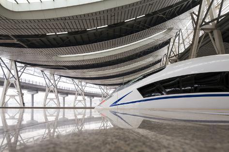 China beijing crh high speed railway locomotive - Maison familiale design a beijing en china par arch studio ...