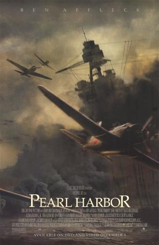 Pearl Harbor Affiche originale