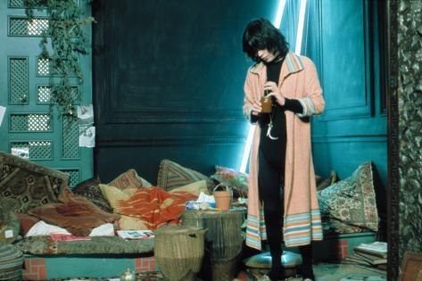 Performance, Mick Jagger, 1970 Photographie