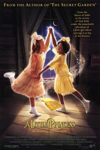 Petite princesse, La|A Little Princess Affiche originale