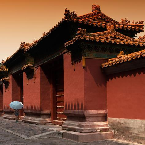 China 10mkm2 collection forbidden city architecture - Maison familiale design a beijing en china par arch studio ...