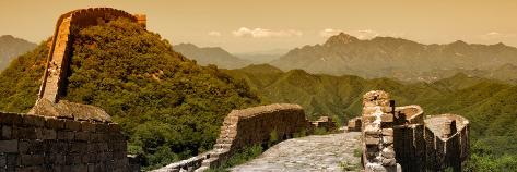 China 10MKm2 Collection - Great Wall of China Reproduction photographique