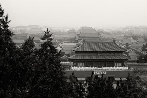China 10mkm2 collection the forbidden city beijing - Maison familiale design a beijing en china par arch studio ...