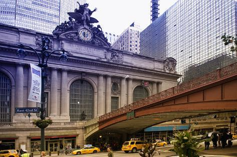 Grand Central Terminal - 42Nd Street - NYC Reproduction photographique