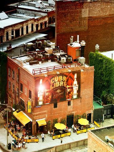 Lifestyle Scene, Serafina Restaurant of Chelsea, Meatpacking District, Manhattan, New York Autre