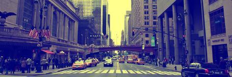 Panoramique 42Nd Street À Manhattan - NYC Autre