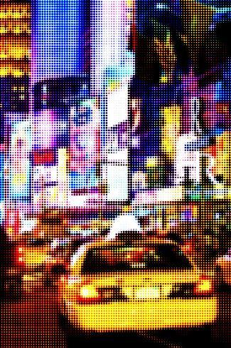 Pixels Print Series Reproduction photographique