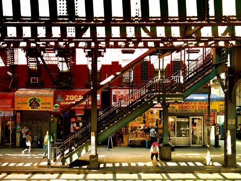 Subway Station, Williamsburg, Brooklyn, New York, United States Autre