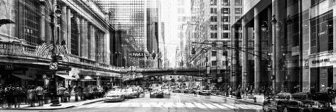 Urban Vibrations Series, Fine Art, Urban Style, Manhattan, New York City, United States Reproduction photographique