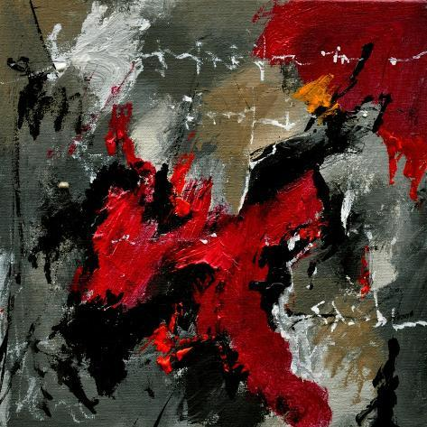 Abstract 331 Reproduction d'art