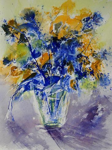 Watercolor 412071 Reproduction d'art