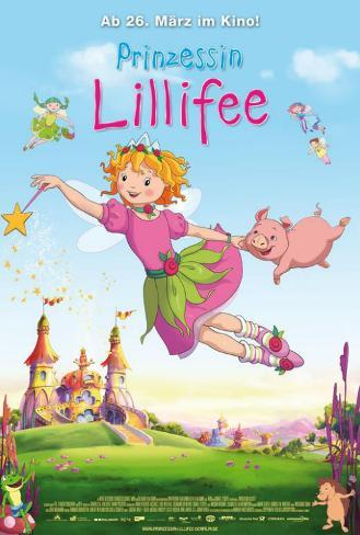 Princess Lillifee - German Style Poster