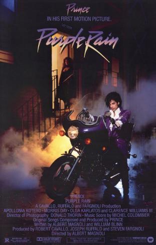 Purple Rain Affiche originale