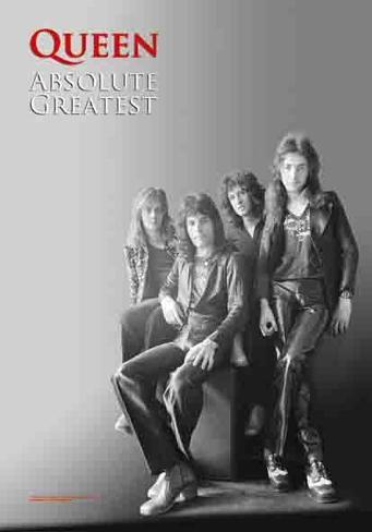 Queen - Band Affiche en tissu
