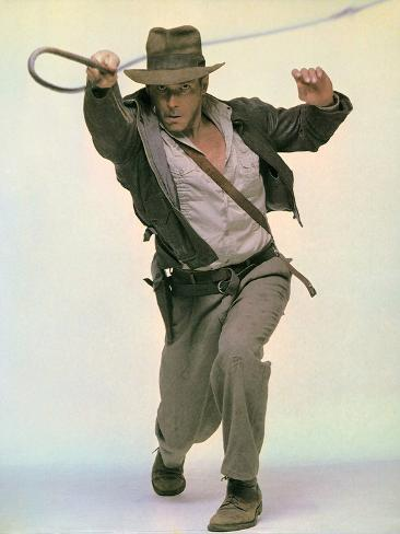 Raiders of the Lost Ark 1981 Directed by Steven Spielberg Harrison Ford Photographie
