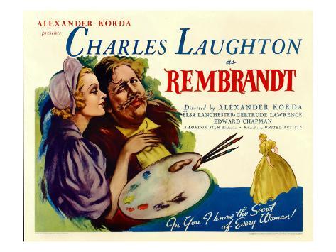 Rembrandt, 1936 Autre