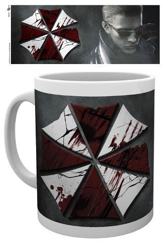 Resident Evil Key Art Mug Mug